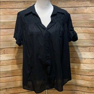 Just my size black top